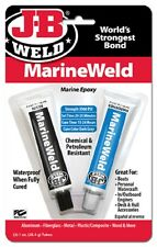 J-B Weld 8272 2Oz Marine Weld Epoxy Cures Strong As Steel & Is Water & Weath Prf