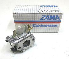New OEM Zama C1U-K78 CARBURETOR Carb Echo A021000940 A021000941 A021000942