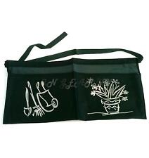 gardeners apron garden or gardening two tool belt pocket bib great tie up GIFT