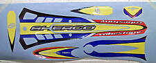 Sherco  Cabestany  style  Thick Moto X Quality decal / sticker  set.
