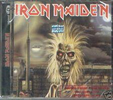 IRON MAIDEN IRON MAIDEN FIRST SEALED CD NEW REMASTERED
