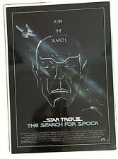 STAR TREK The Search For Spock ORIGINAL 1984 1-sheet movie poster 27 x 41