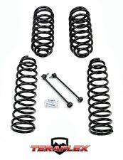 """TeraFlex 1.5"""" Spring Leveling Lift Kit for 07-17 Jeep Wrangler JK 2 Door 1351502"""