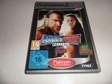PLAYSTATION 2 WWE SmackDown vs. Raw 2009 PLATINUM []