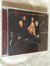 TIERNEY SUTTON CD I'M WITH THE BAND TELARC JAZZ