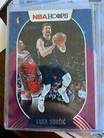 2020-2021 NBA Hoops Purple Explosion Luka Doncic SP Dallas Mavericks