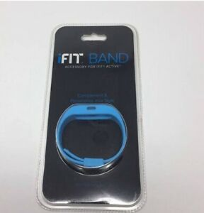 iFIT Band Active Accessory For iFIT Active Blue NEW IN ORIGINAL PACKAGING