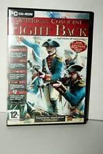 AMERICAN CONQUEST FIGHT BACK GIOCO USATO PC CDROM VERSIONE ITALIANA RS2 37769