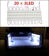 20x 3LED Truck Interior Reading Bed Under Body LED Lighting Light For Dodge Ford