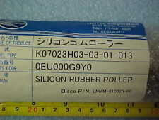 DISCO / LINTEC SILICON RUBBER ROLLER, P/N LNMM-610020-00, NEW OLD STOCK