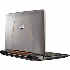 "Asus Gaming ROG G752VL 17.3"" i7-6700H 64GB RAM 1TB nVIDIA GTX 965M, UPGRADED!"