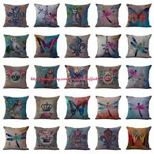 US SELLER-wholesale 50 cushion covers retro vintage boho decorative pillows
