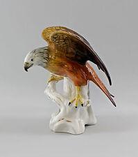 9997788 Porcelain Figurine Ens Red Kite Bird Height 24 cm