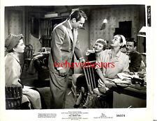 """Vintage Bette Davis ALL ABOUT EVE 50 """"Zanuck! Zanuck! Zanuck"""" Publicity Portrait"""