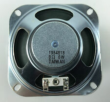4 Inch Round Speaker good for Cigar Box Guitar Amplifier - Amp 8 Ohm New