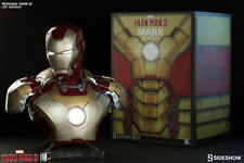 Sideshow - Iron Man Mark XLII 42 Life-Size Bust (In Stock)