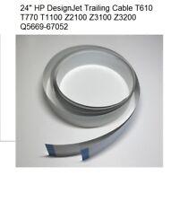 "24"" HP DesignJet Trailing Cavo T610 T770 T1100 Z2100 Z3100 Z3200 Q5669-67052"