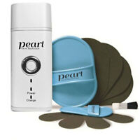 Pearl Hair Remover/Removal Kit w/ Travel Bag Long Lasting Body/Face Grooming