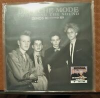 "DEPECHE MODE ""COMPOSING THE SOUND DEMOS 80 89 2ND EDITION"" CLEAR LP STUDIO"