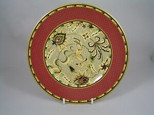 """WEDGWOOD PERSIA ACCENT 8"""" SALAD/DESSERT PLATE, MADE IN ENGLAND"""