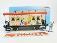 BO245-2# Märklin Maxi Spur 1/AC Museumswagen 1999 Circus Maximale, NEUW+OVP
