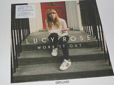 LP+CD: Lucy Rose – Work It Out, NEU & OVP (A9/3)