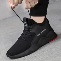 Men Sports Athletic Outdoor Running Jogging Shoes Sneakers Breathable Casual New