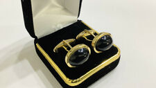 Cartier,vintage,14k Gold Black Onyx ,Men's Cufflinks
