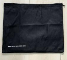 ! novedad! Porsche Design bolsa de polvo dustbag antipolvo bolso señores señora large