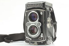 MINT Rolleiflex 3.5 A Type1 TLR Tessar 75mm f3.5 T Carl Zeiss From JAPAN #F838