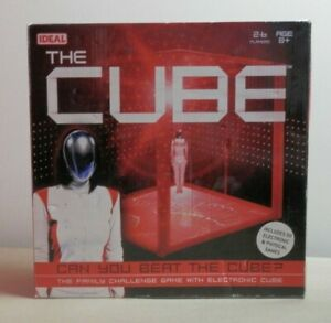 The Cube Board Game by Ideal - Replacement Parts - Select From List