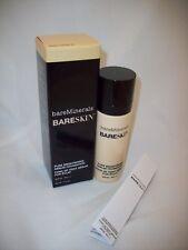 NIB bareMinerals BARESKIN Pure Brightening Serum Foundation  BARE CREAM  1 oz
