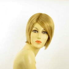women short wig light golden blonde ALINE 24B