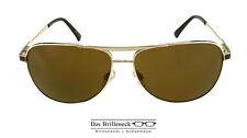 Original Dunhill Sonnenbrille D1024 Farbe C Titan polarized