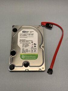 """Western Digital WD Green power 2tb Internal,8.89 cm (3.5"""") (WD20EURX)"""