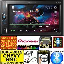 2006-2015 CHEVROLET GMC SILVERADO SIERRA SAVANA PIONEER USB Bluetooth CAR Stereo