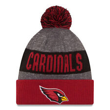 New Era Arizona Cardinals NFL Official Sideline Sport Knit Beanie, NWT