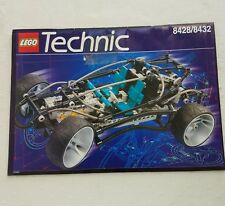 Lego Technic Instruction Manual (no set) 8428/8432 and 8428 Turbo Command