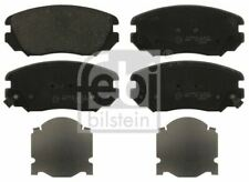 FEBI 16895 BRAKE PAD SET DISC BRAKE Front