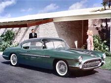 1956 Corvette Impala XP-101 Concept car  8 x 10 Photograph