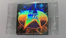 Star Trek The Next Generation 1994 Federation Logo  Hologram Sticker Pictrix TNG