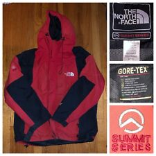The North Face Gore Tex Summit Series Men's Hooded Jacket Size Medium