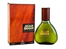 AGUA BRAVA 100ML EDC SPRAY FOR MEN BY PUIG - RARE TO FIND