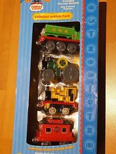 NEW Take Along/Take-n-Play Thomas 'COLLECTOR VEHICLE 4 PK' - DUCK DUNCAN TREVOR