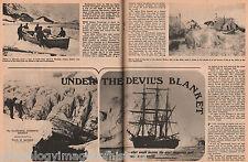 Under The Devil's Blanket - Artic Mail Route +Genealogy