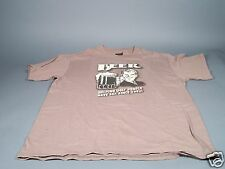 "Vintage Beer T-Shirt ""Beer, Helping Ugly People Have Sex Since 1862!"" XL"