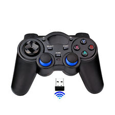 Wireless 2.4GHZ Game Controller Game Pad Joystick For Android TV Box Windows 8 7
