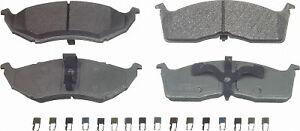 WAGNER PD730B Organic Disc Brake Pad Set Front fits CHRYSLER DODGE Neon 1999-05