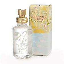 Pacifica Malibu Lemon Blossom 1 Ounce Spray Perfume NEW Boxed
