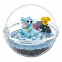 Pokémon Center Japan - Totodile - Terrarium Figure